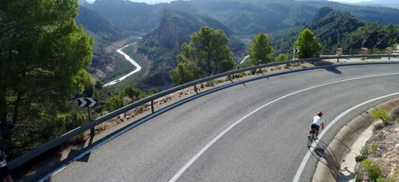 fietsen Costa Blanca
